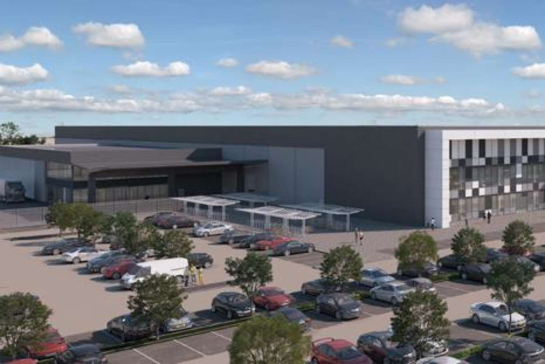 Industrial Coventry, CV7 9RD - Prospero Ansty - 0002