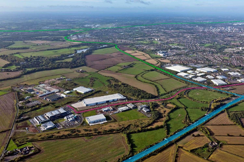 Industrial Coventry, CV7 9RD - Prospero Ansty - 0001