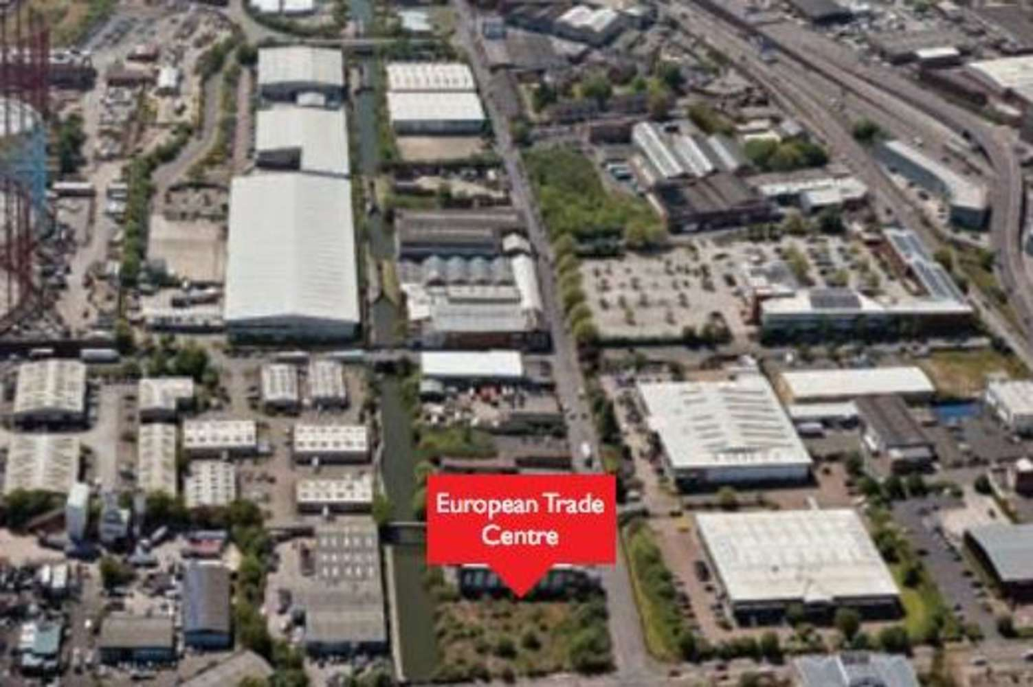 Industrial Birmingham, B6 5RQ - European Trade Centre - 54518