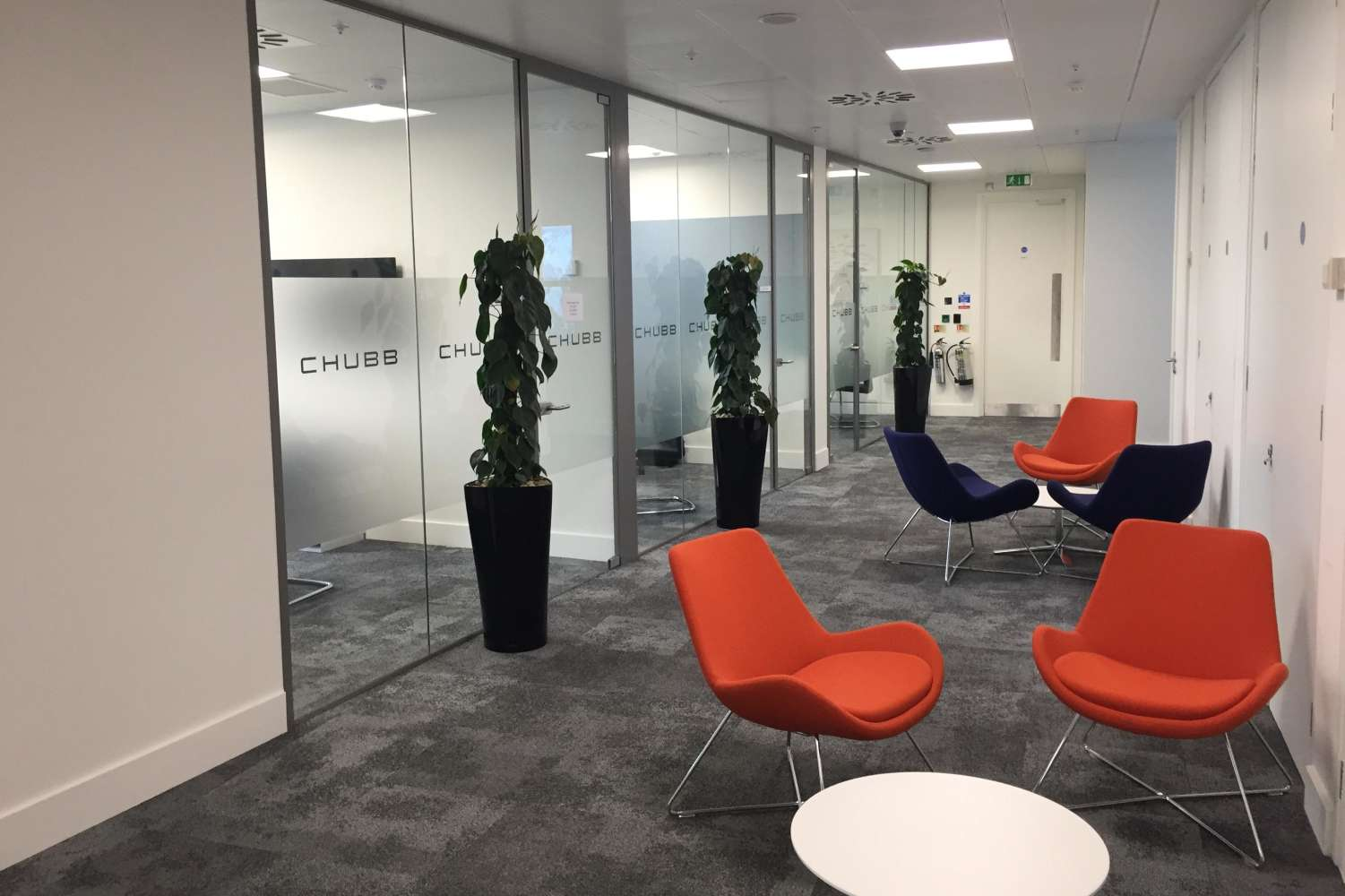 Offices London, EC3N 2LS - 1 America Square - 54738