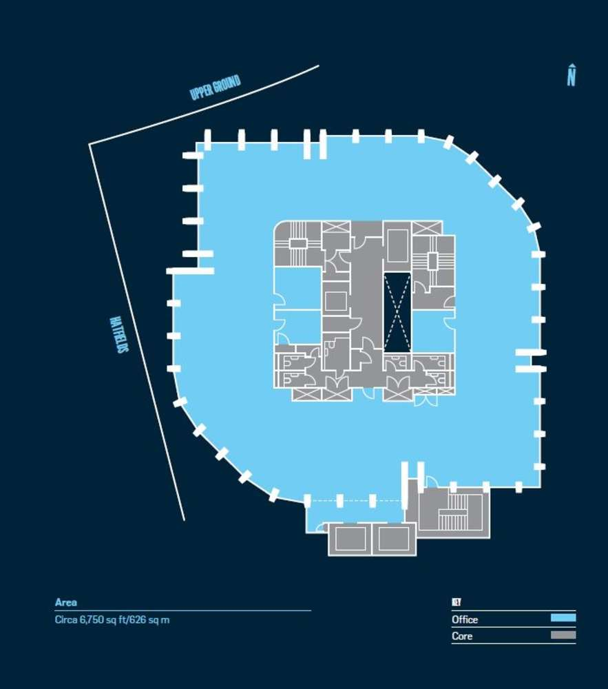 Office London, SE1 9LS - Alto - South Bank Central  - 54908