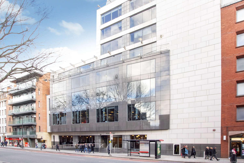 Office London, WC1X 8HN - Fox Court - 1