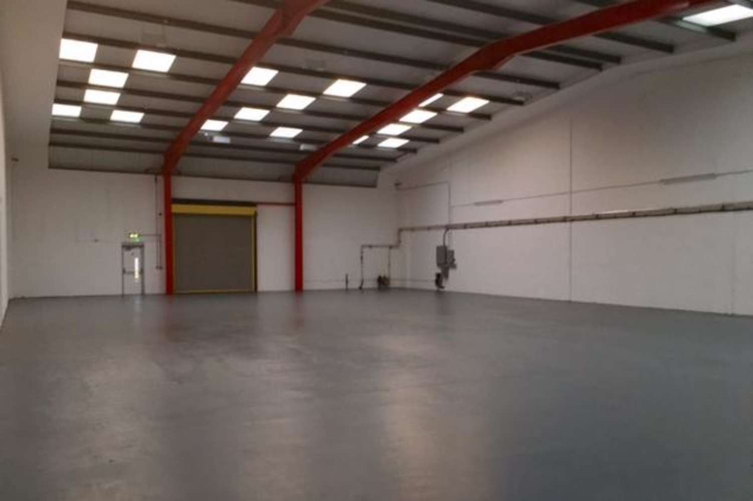 Industrial and logistics Perivale, UB6 7RL - Unit 5 Perivale Park, Horsenden Lane South - 55081