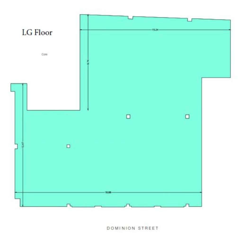 Office London, EC2M 2EF - 17 Dominion Street - 79585
