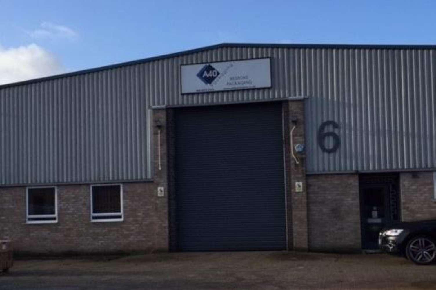 Industrial London, UB6 8PW - Unit 6, Fairway Drive - 6