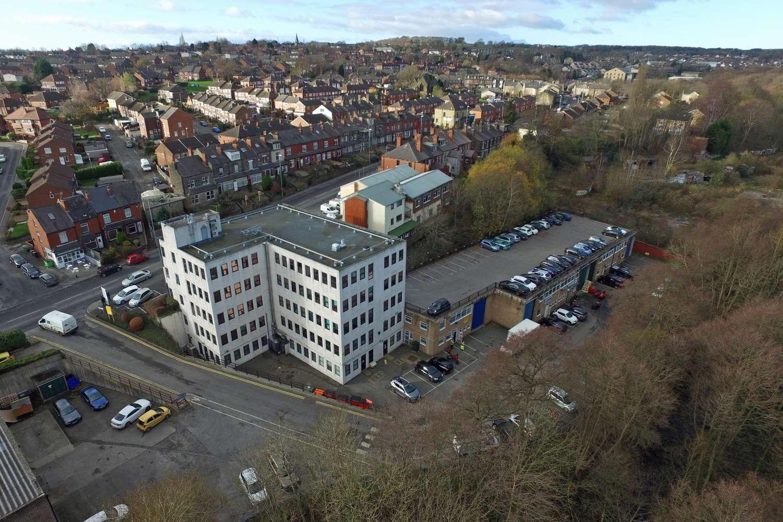 Office Leeds, LS18 5NY - Woodside Trading Estate - 0001