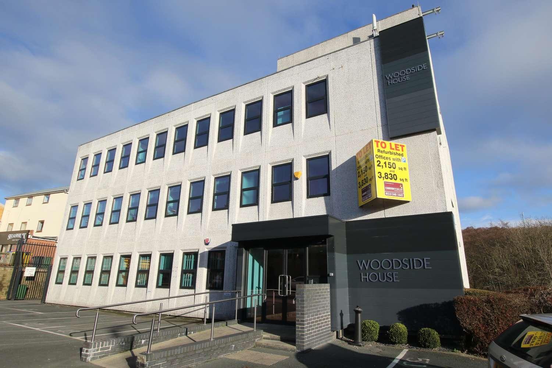 Office Leeds, LS18 5NY - Woodside Trading Estate - 3876