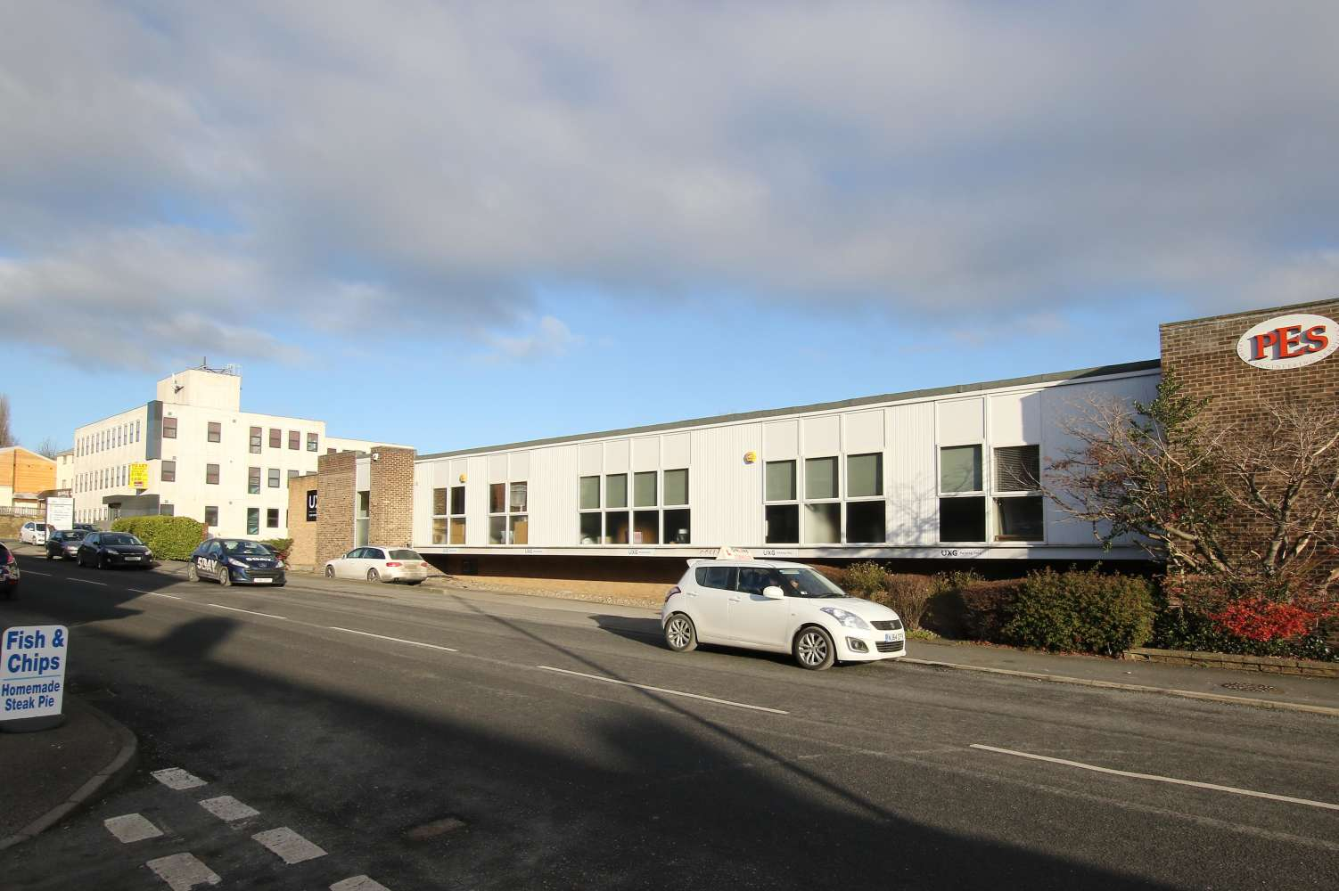 Office Leeds, LS18 5NY - Woodside Trading Estate - 3864