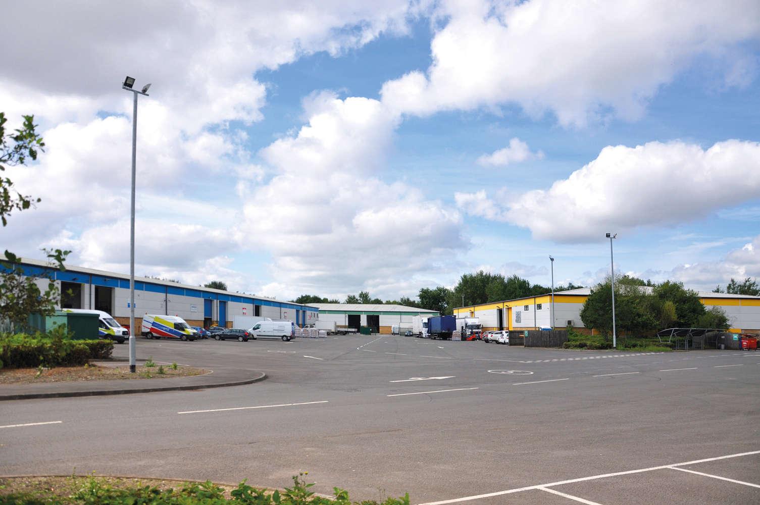 Industrial Cardiff, CF3 2PX - Unit L1, The Levels Business Park - 56530