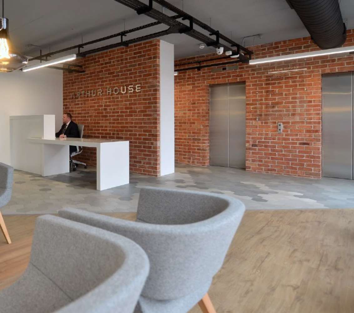 Office Manchester, M1 3FH - Arthur House - 56644