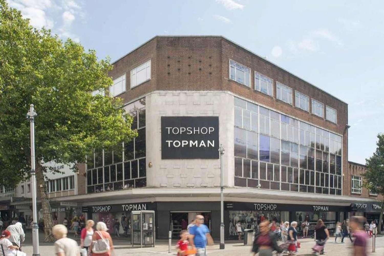 Retail high street Swansea, SA1 3AE - 6-7 Oxford Street & 1-11 Whitewalls - 56653