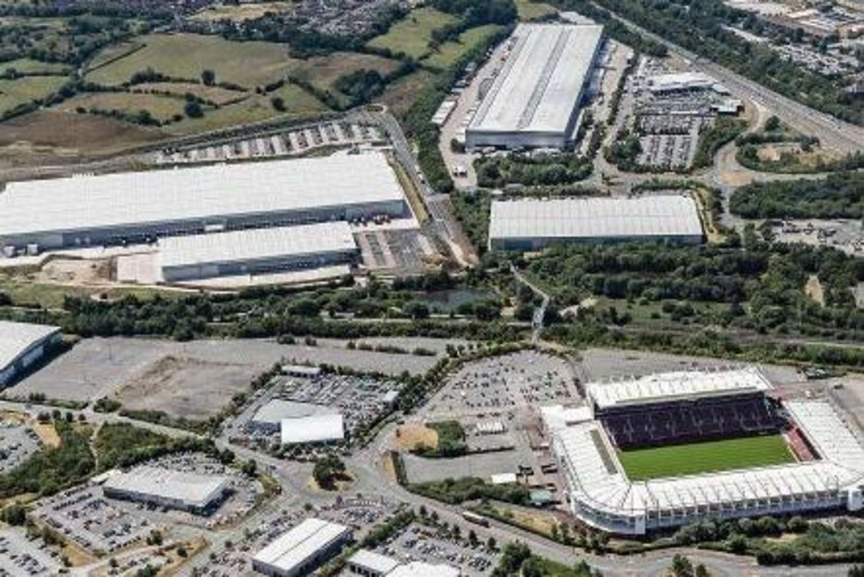Industrial Stoke-on-trent, ST4 4EX - Stoke 108 - 0002
