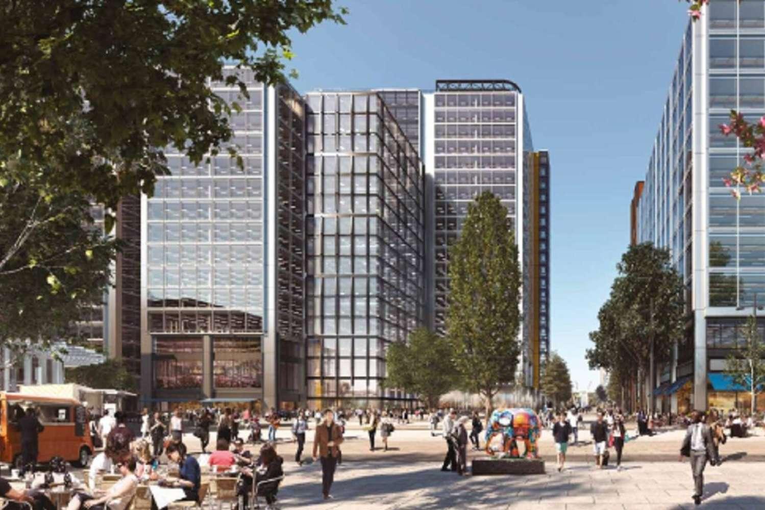 Office London, E20 2ST - The International Quarter - 52