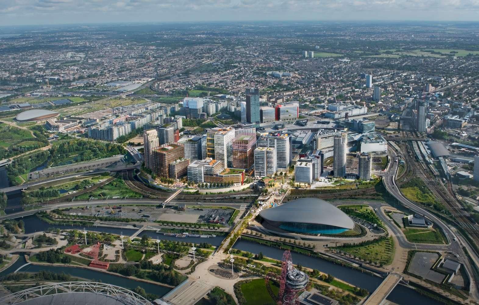 Office London, E20 2ST - The International Quarter - 64011