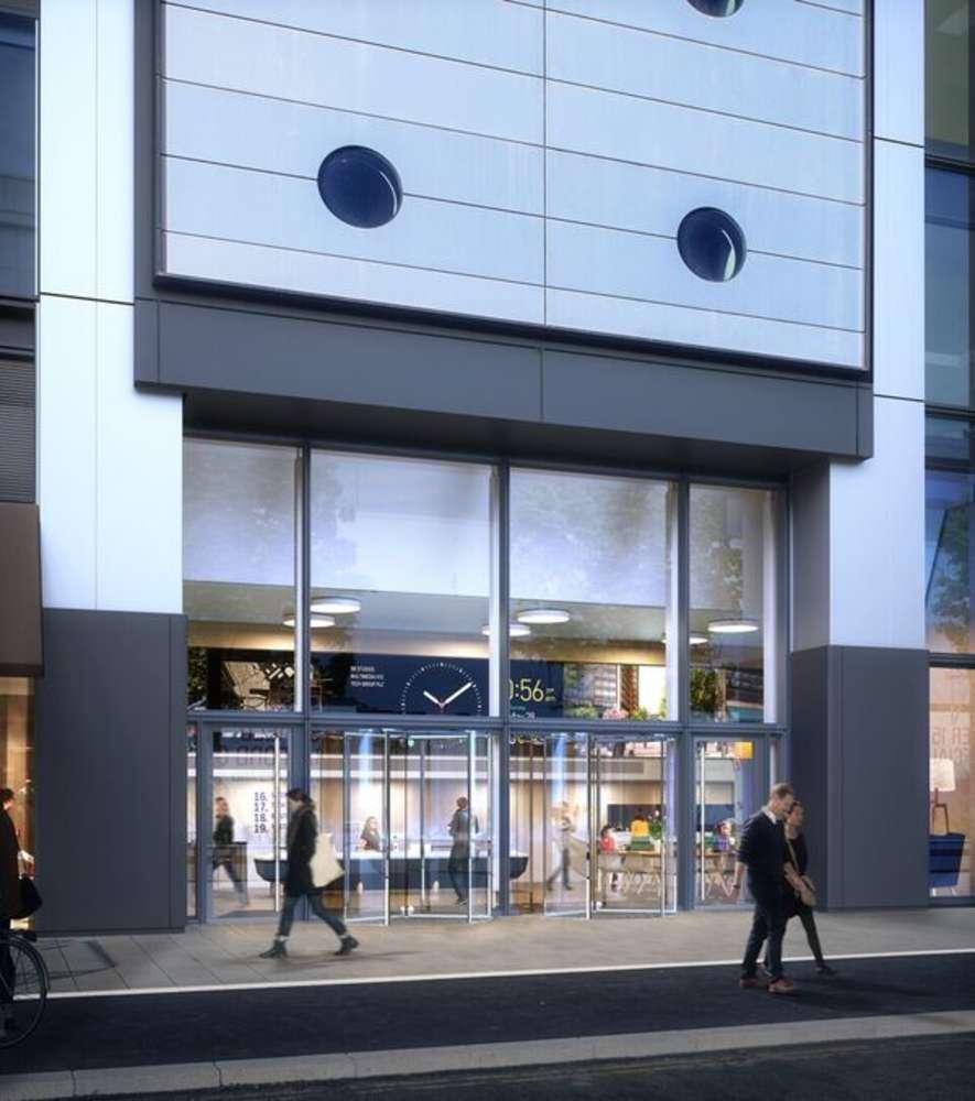 Office London, E20 2ST - The International Quarter - 5