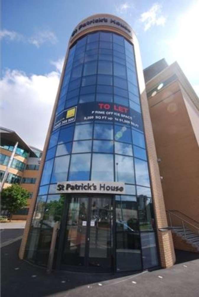 Office Cardiff, CF10 5ZA - St. Patricks House, Cardiff - 1