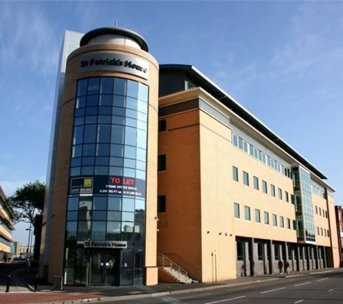 Office Cardiff, CF10 5ZA - St. Patricks House, Cardiff - 2
