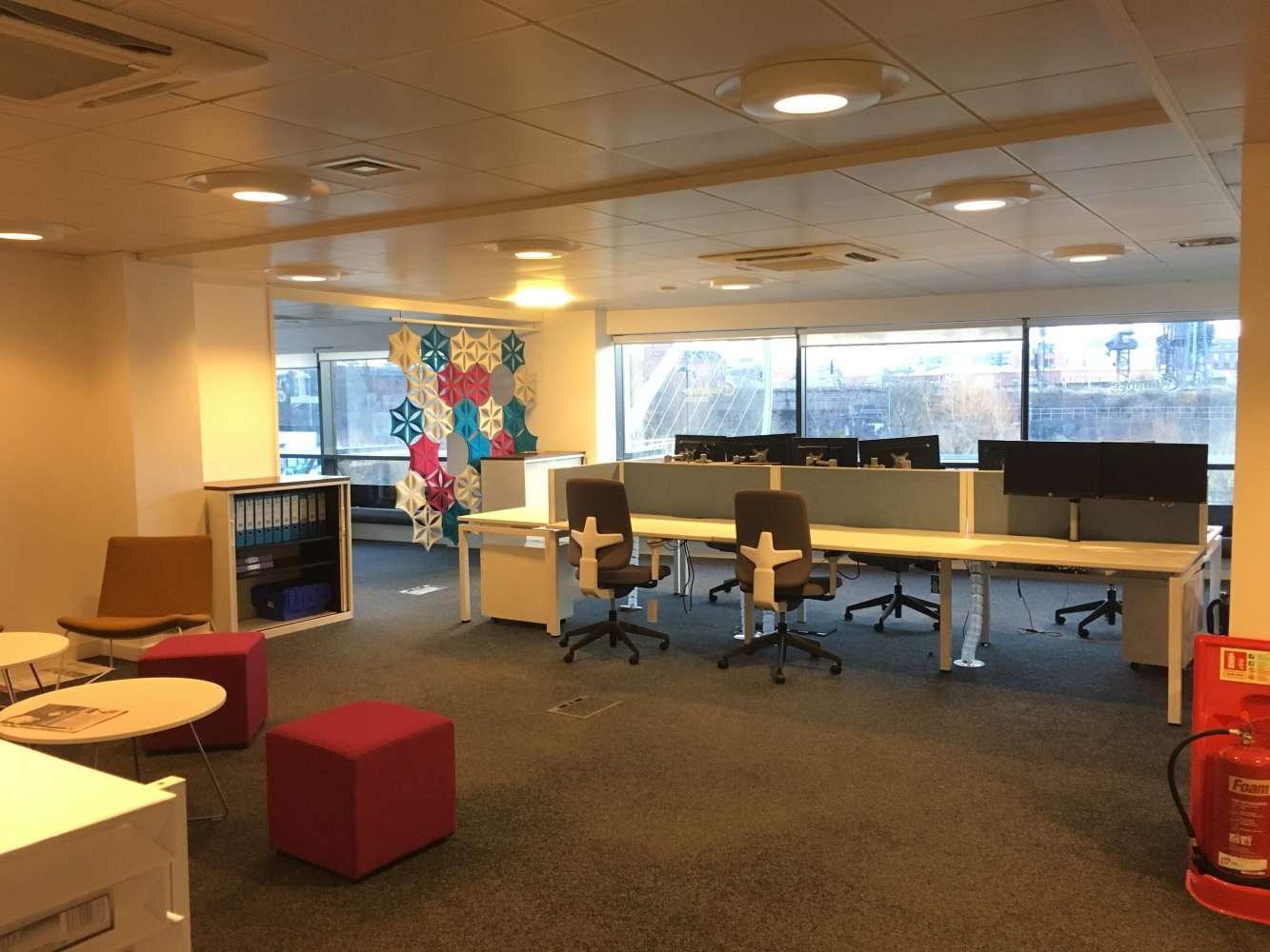 Office Leeds, LS1 4EH - Riverside Studios - 0112
