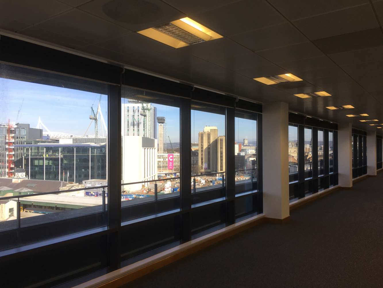 Offices Cardiff, CF10 5BT - 3, Callaghan Square - 1464