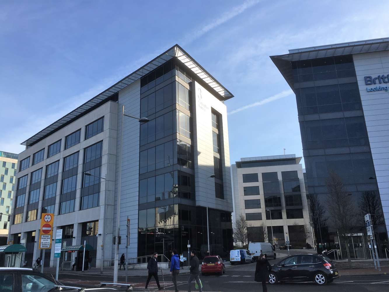 Offices Cardiff, CF10 5BT - 3, Callaghan Square - 1447