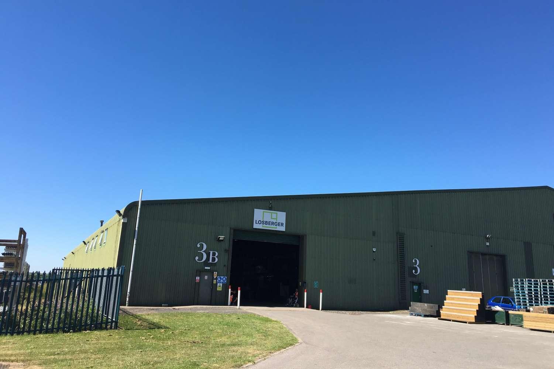 Industrial Newark, NG23 5FF - Unit 3B Roseland Business Park - 1