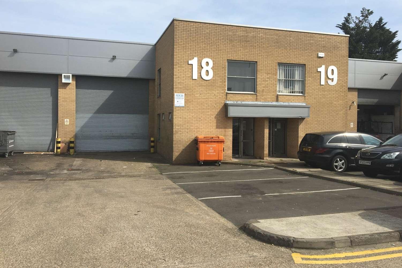 Industrial Hounslow, TW5 0LD - Unit 18 Heston Industrial Mall, Church Road - 18