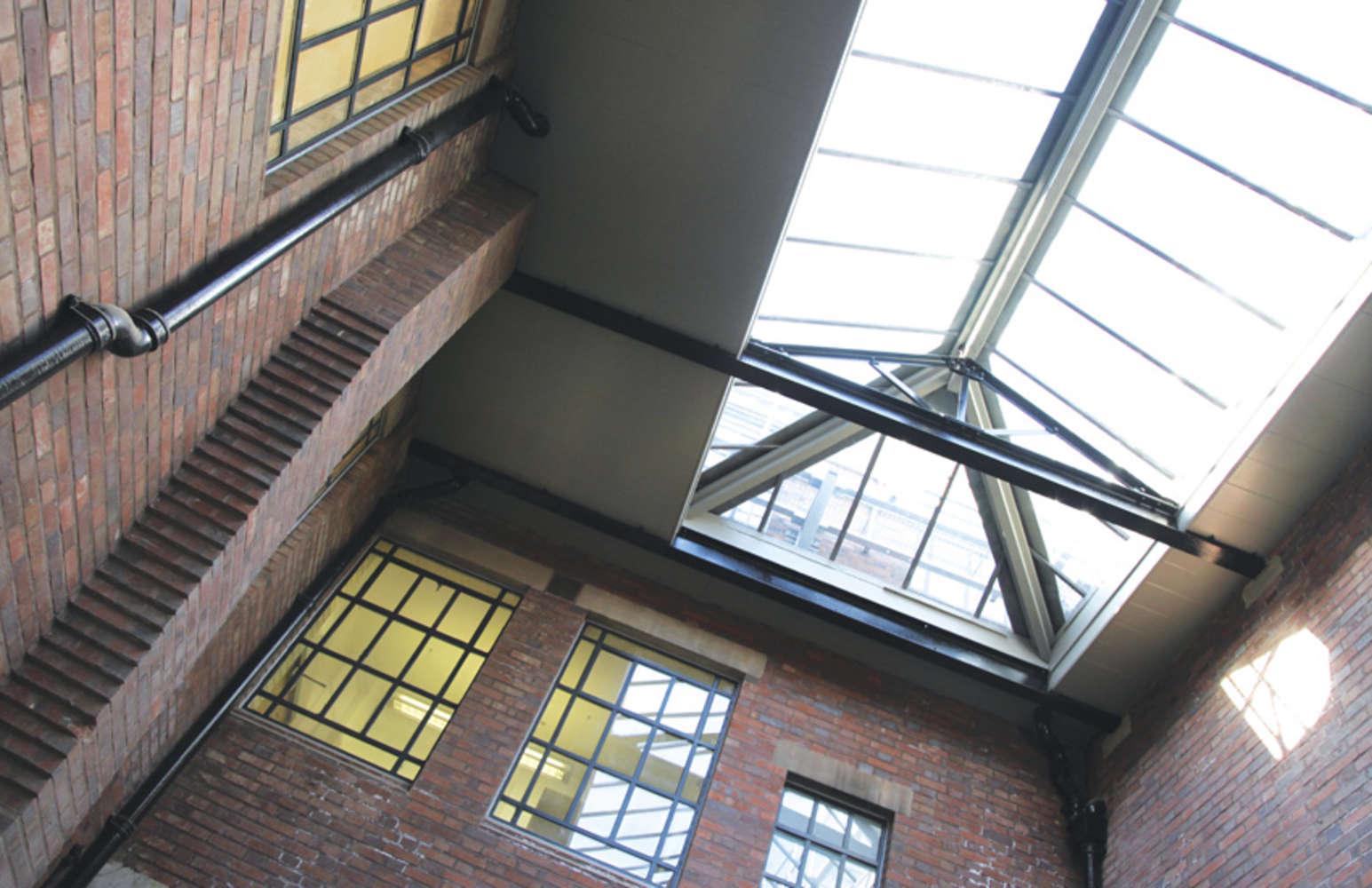 Office Birmingham, B5 5NR - The Walker Building - 10