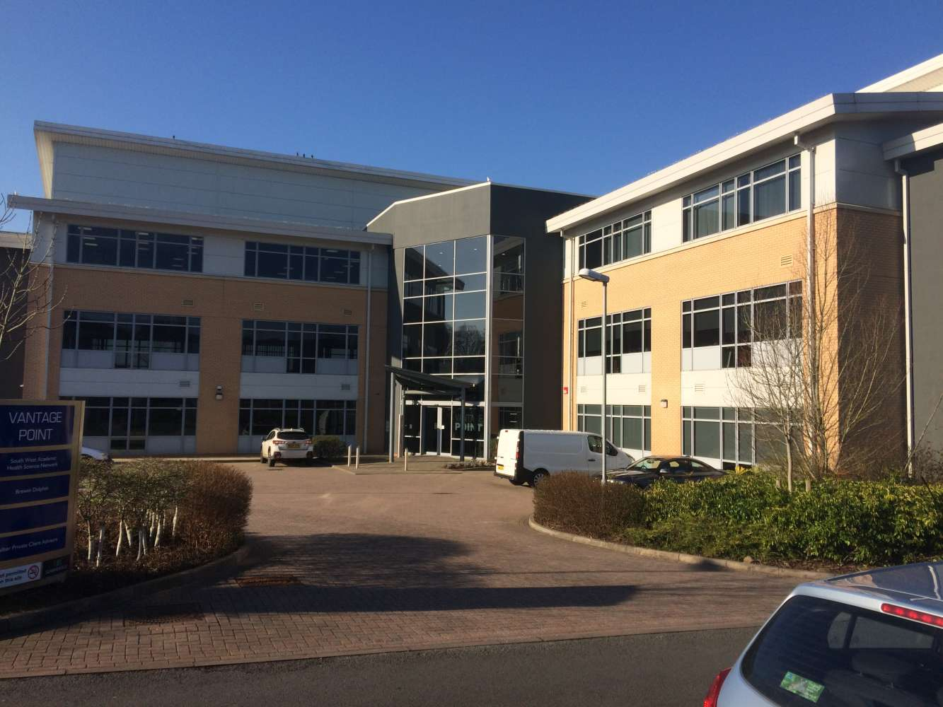 Offices Exeter, EX2 5FD - Vantage Point - 4170