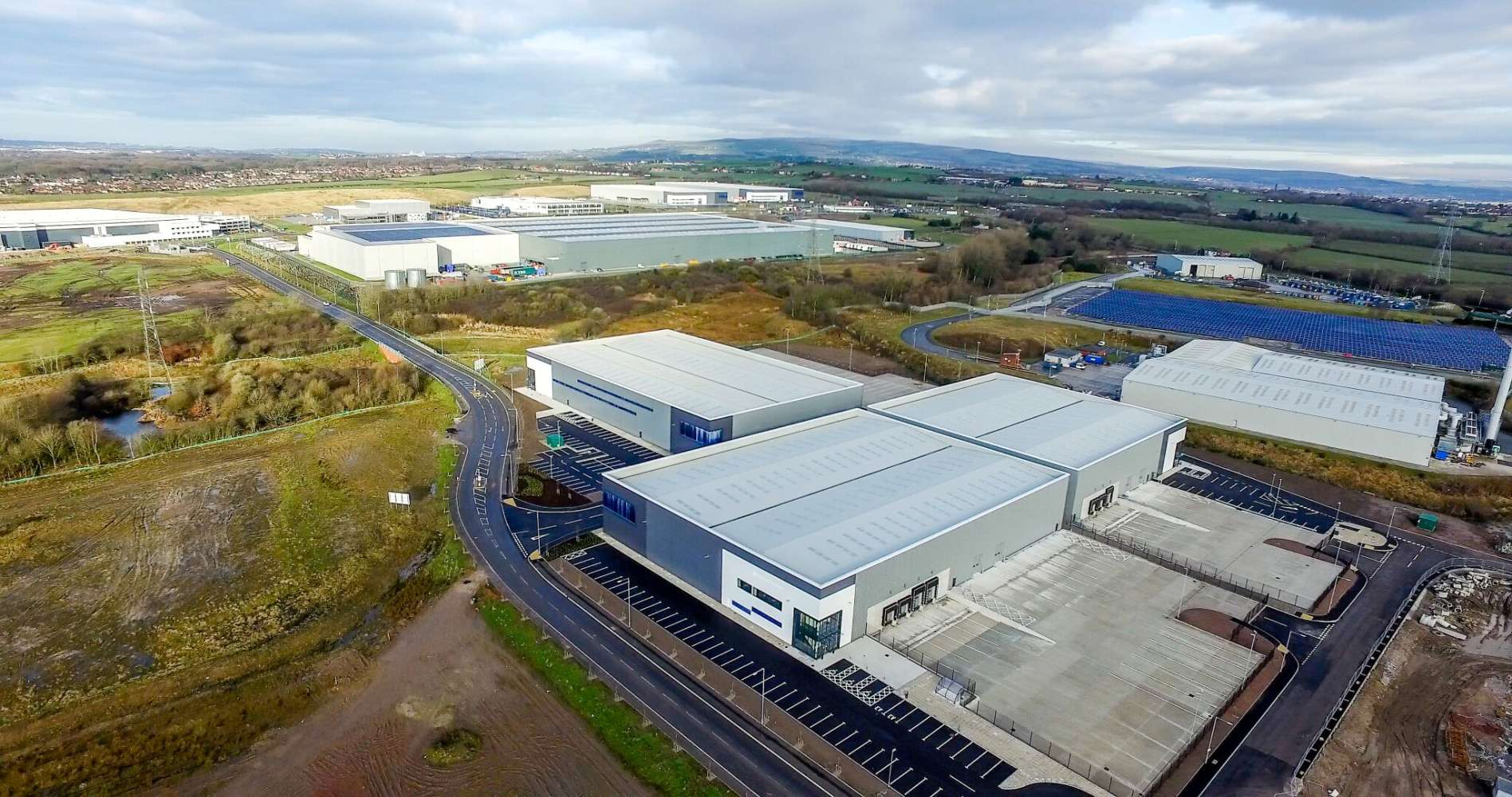 Industrial Bolton, BL5 1BT - Multiply at Logistics North - Phase 1 - 8