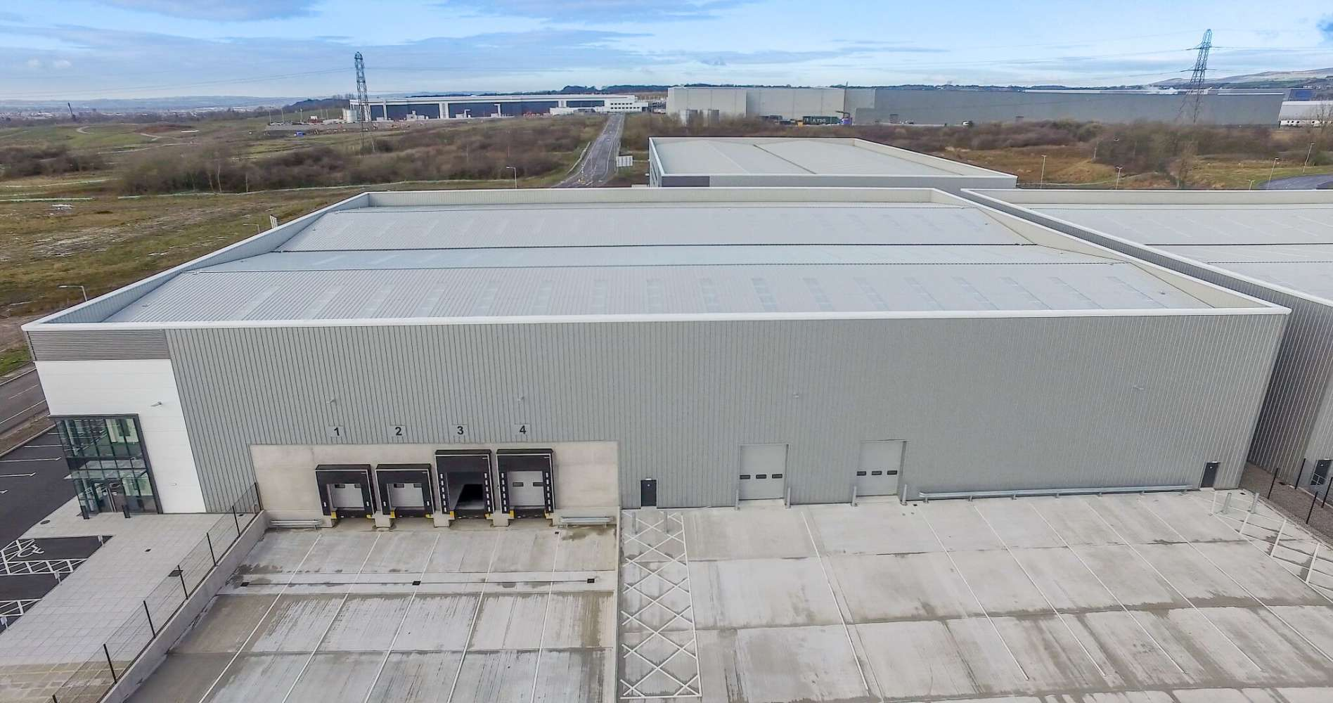 Industrial Bolton, BL5 1BT - Multiply at Logistics North - Phase 1 - 12