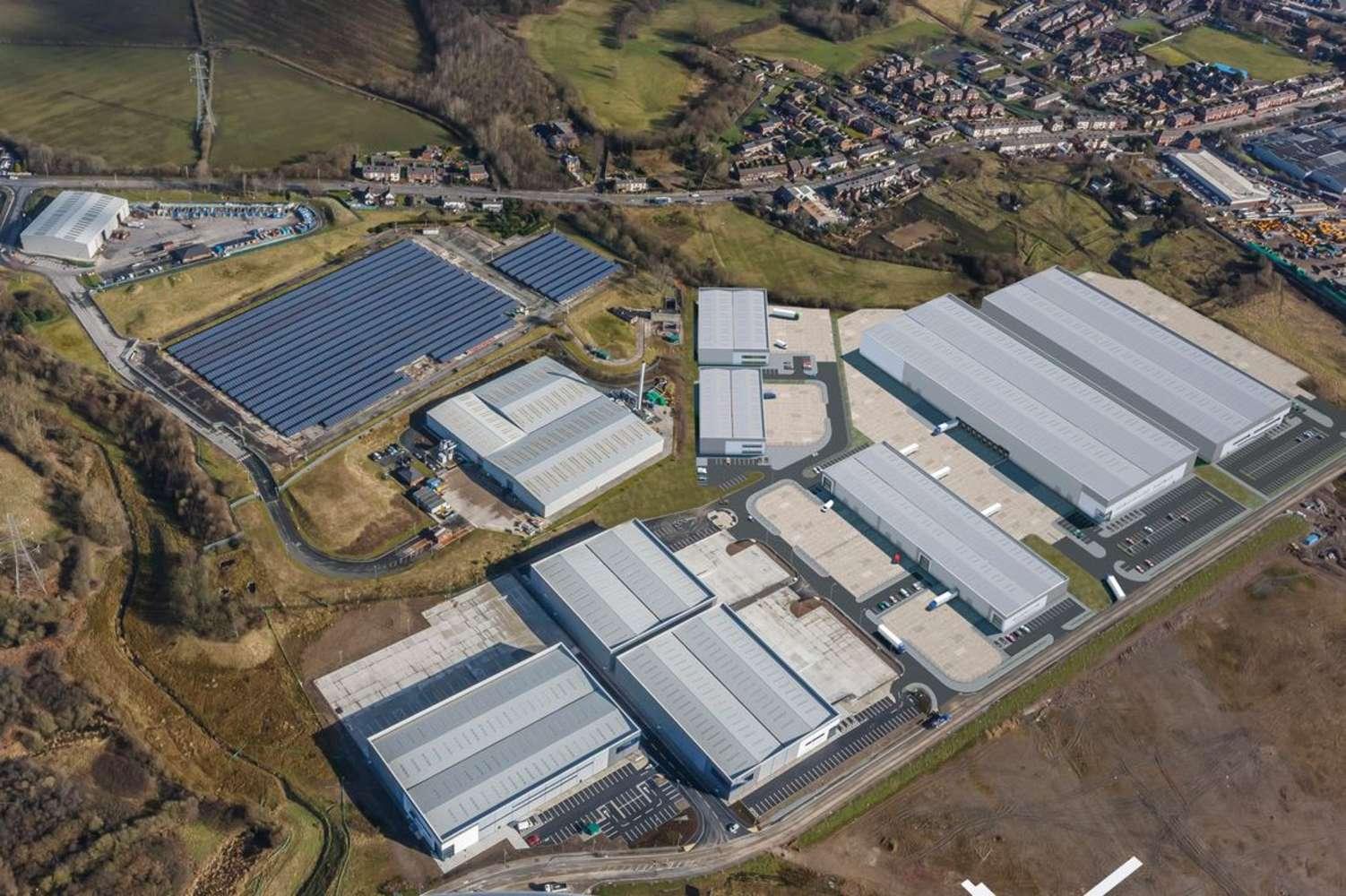 Industrial Bolton, BL5 1BT - Multiply at Logistics North - Unit F2/G - 1