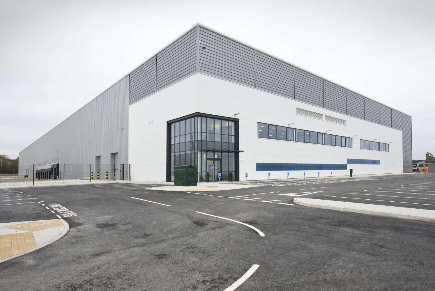 Industrial Bolton, BL5 1BT - Multiply at Logistics North - Unit F2/G - 0067