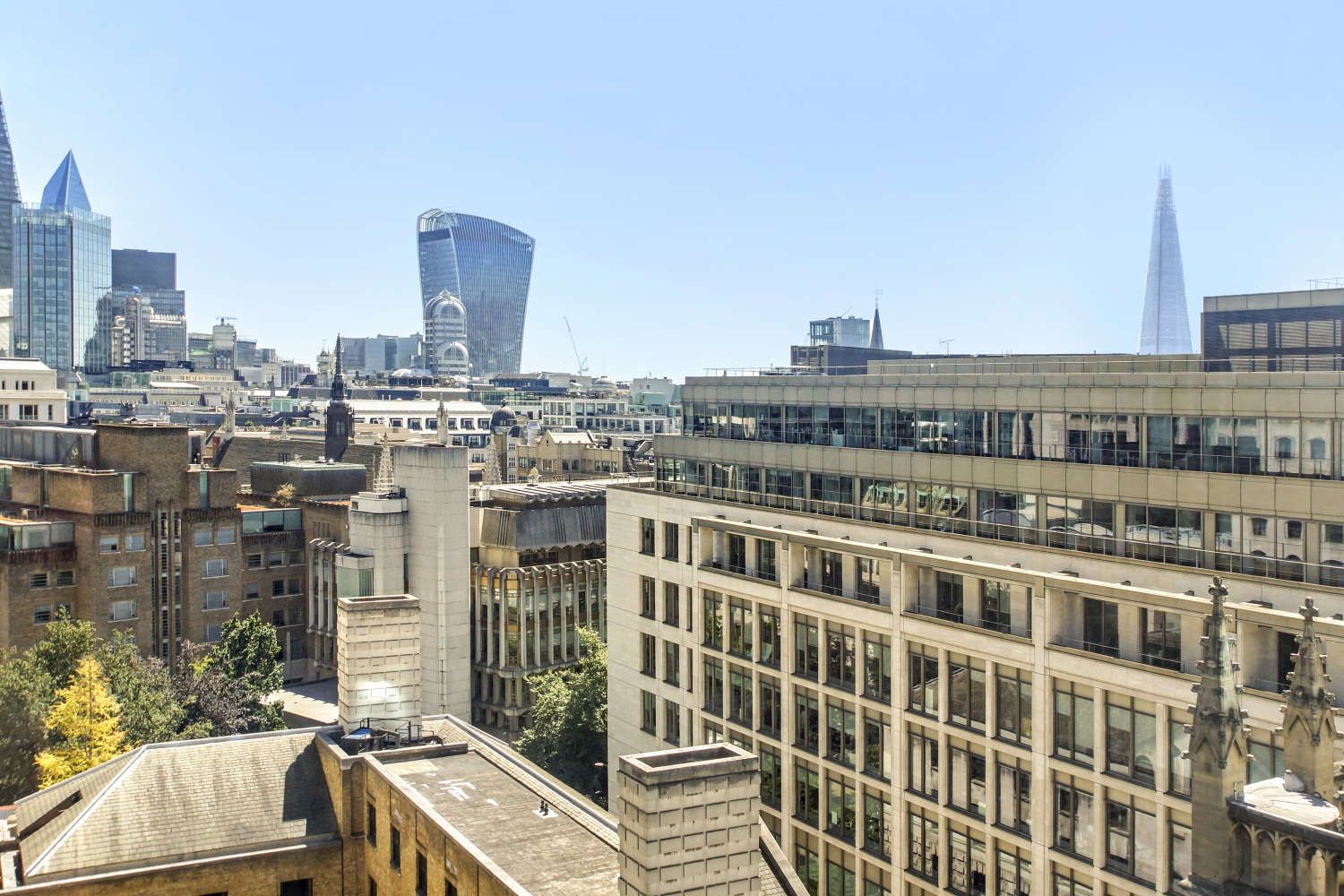 Offices London, EC2V 7QQ - 88 Wood Street - 01505