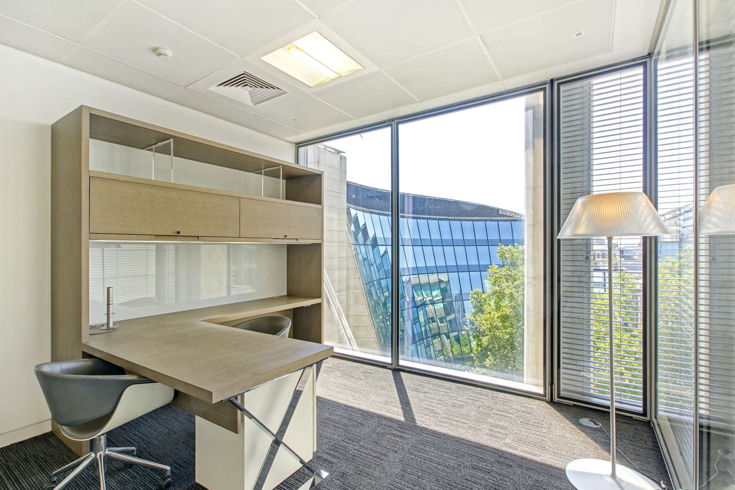 Offices London, EC2V 7QQ - 88 Wood Street - 01494