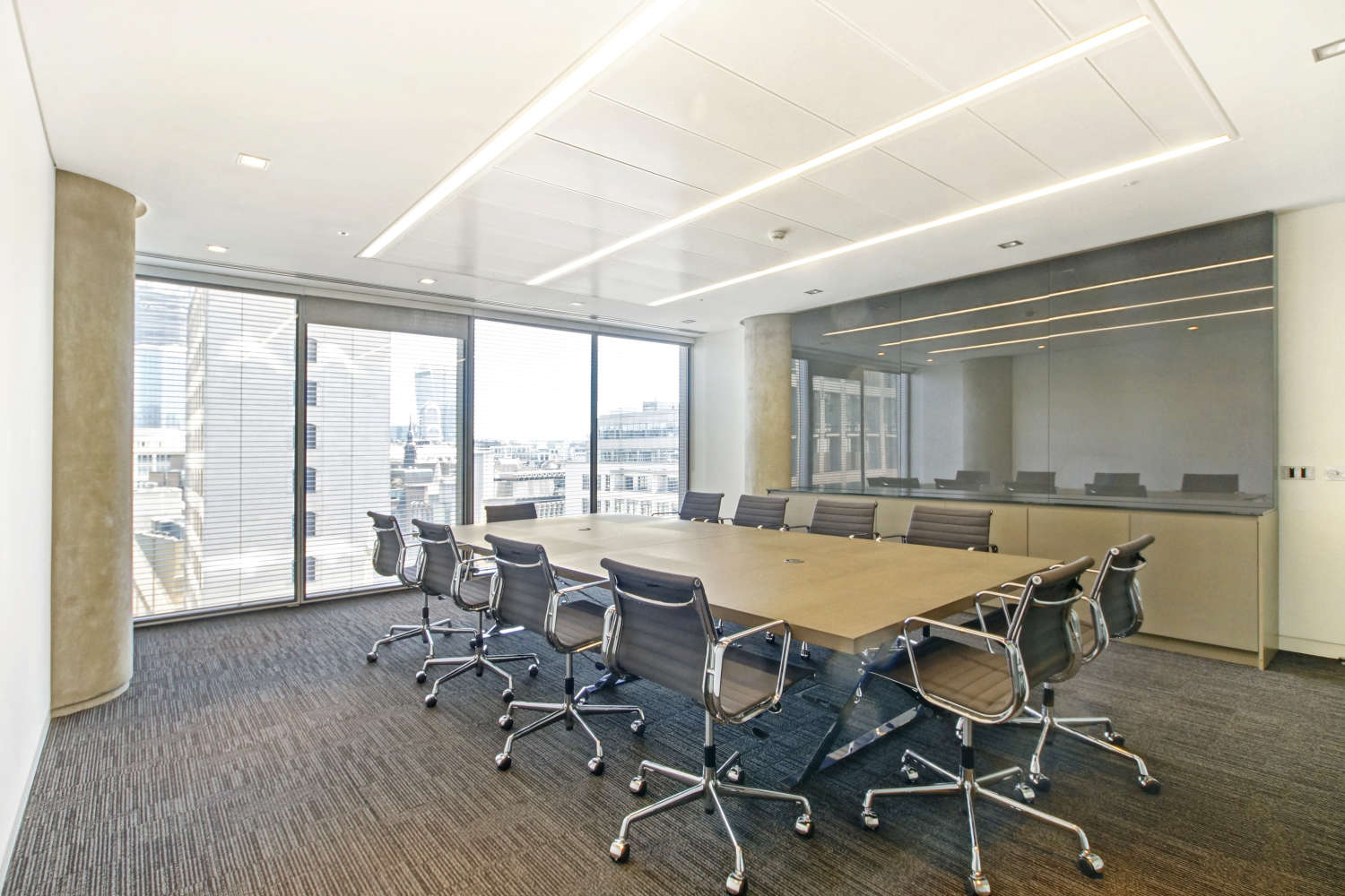 Offices London, EC2V 7QQ - 88 Wood Street - 01555