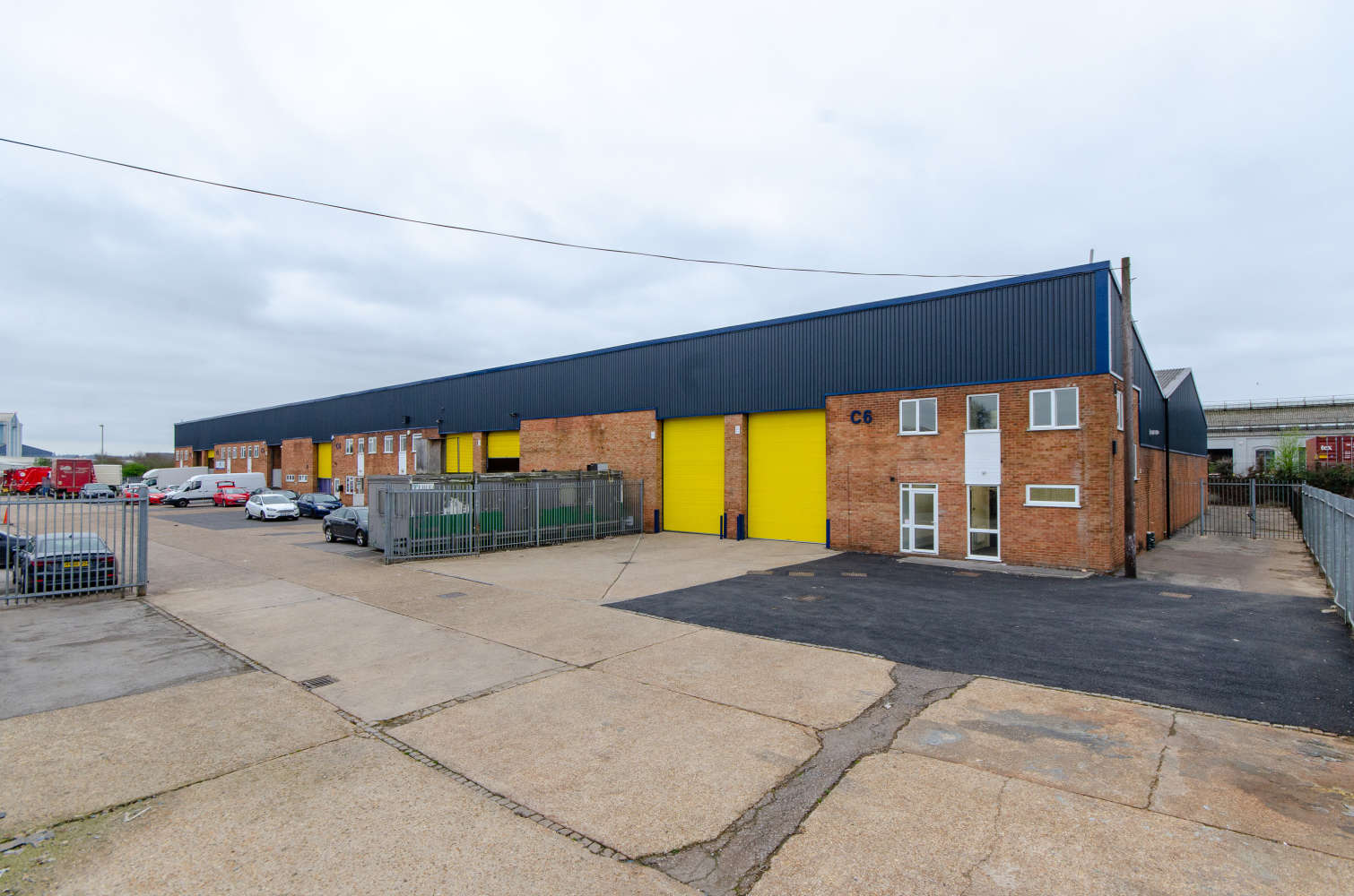 Industrial and logistics Eastleigh, SO50 6RS - Unit C6 Deacon Trading Estate  - 8