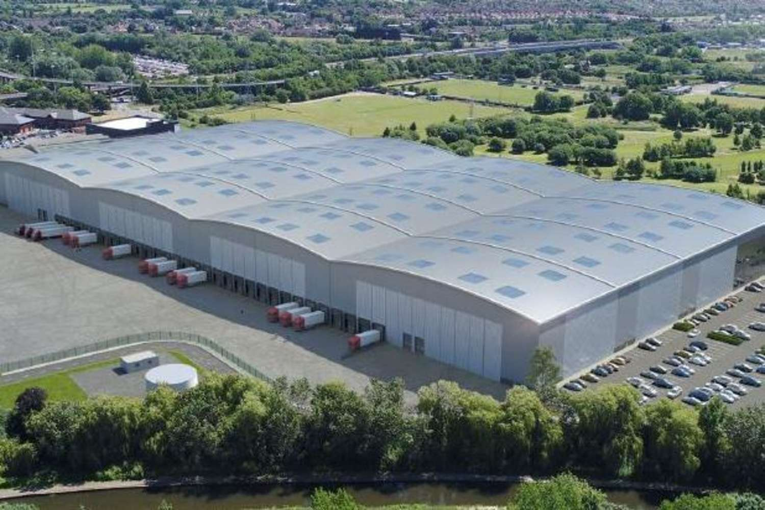 Industrial and logistics Nottingham, NG7 5QQ - New Horizon - 74006