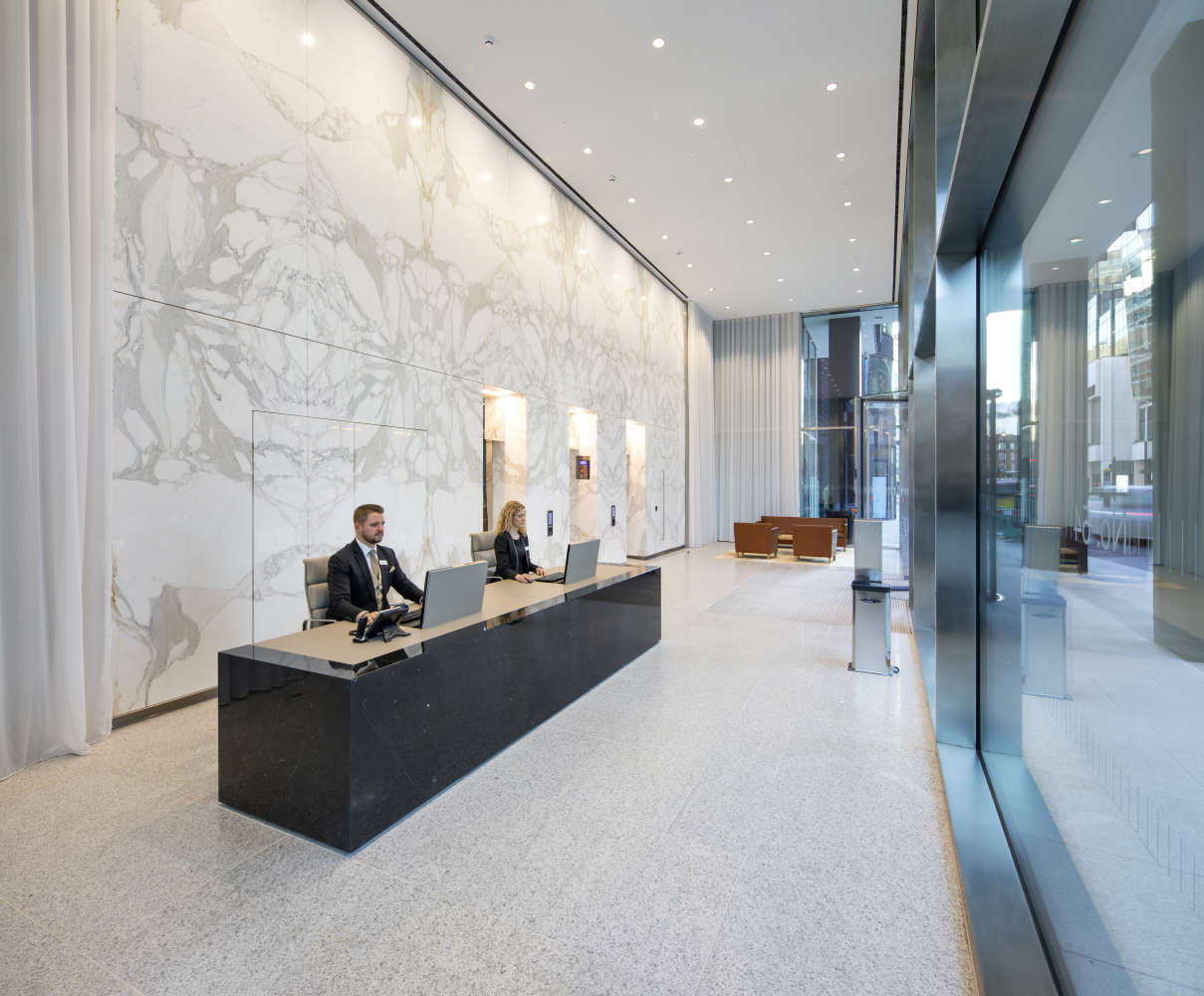 Offices London, SW1E 6AR - The Tower, Buckingham Green - 130