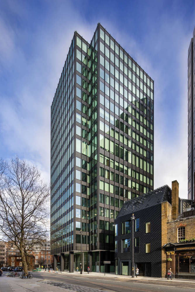 Offices London, SW1E 6AR - The Tower, Buckingham Green - 150