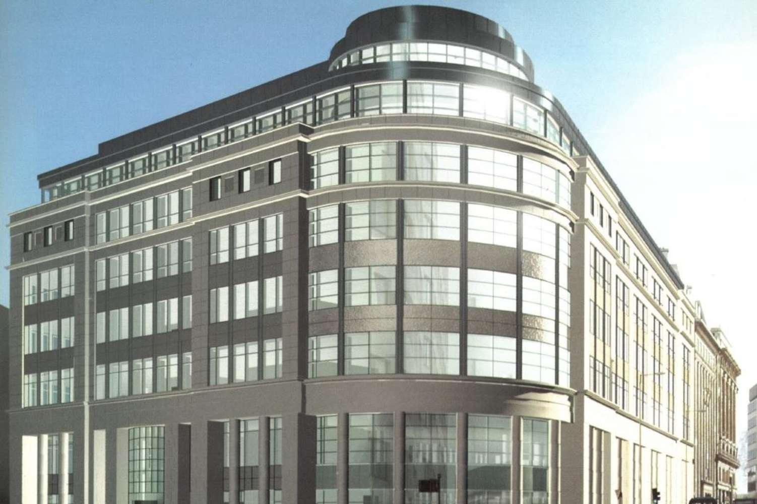 Office London, EC2V 7QP - 2 Gresham Street - 1