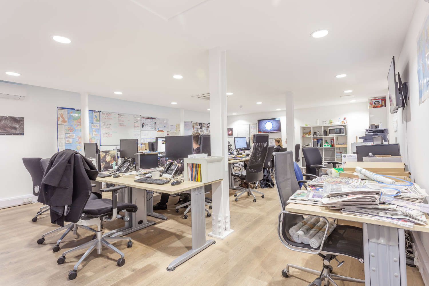 Offices London, EC1V 0NA - 31a, Great Sutton Street - 8