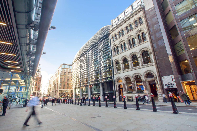 Offices London, EC4N 5AG - 103 Cannon Street - 00864