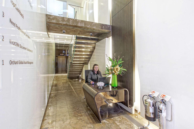 Offices London, EC4N 5AG - 103 Cannon Street - 00812