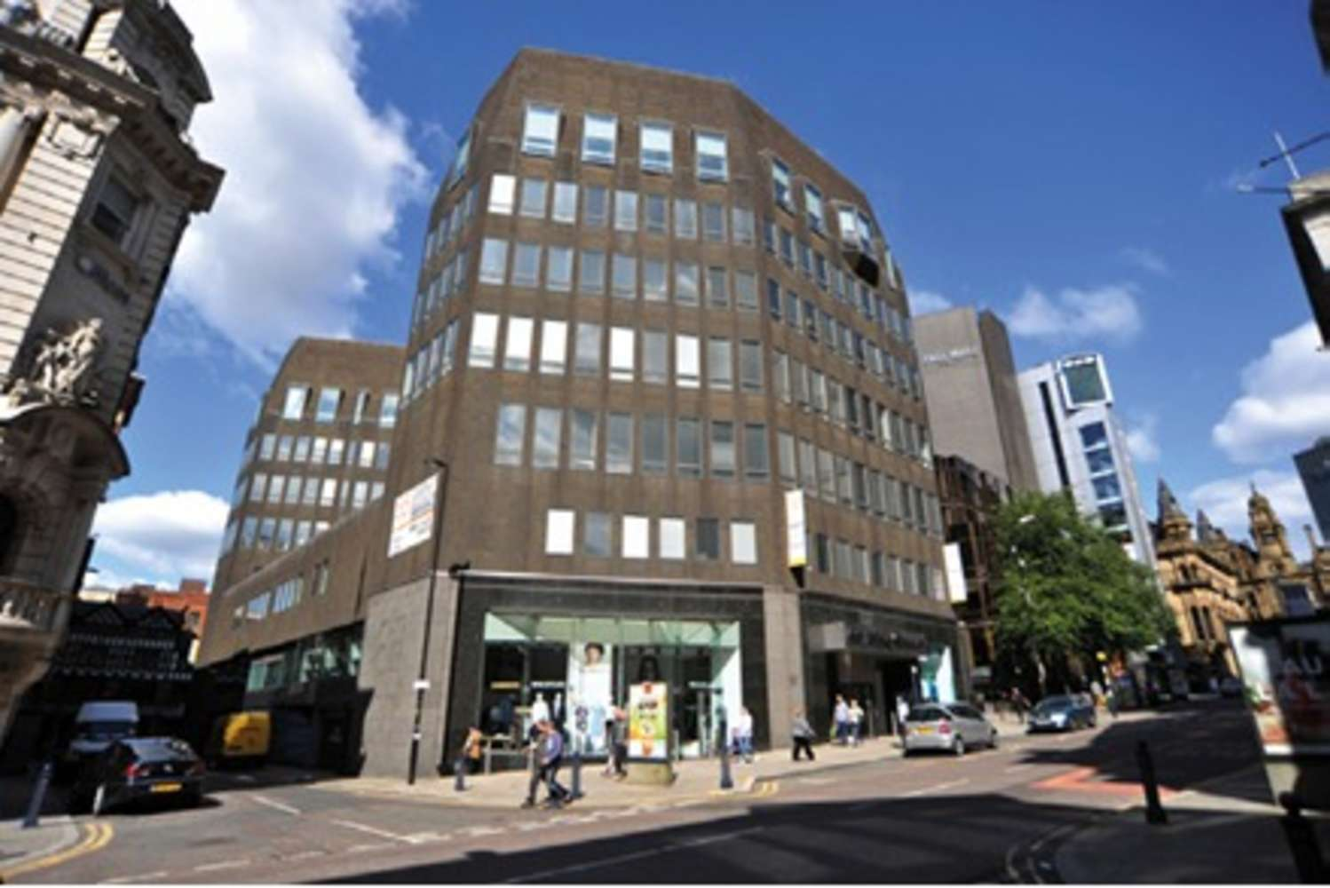 Offices Manchester, M2 4LQ - 55, King Street - 55