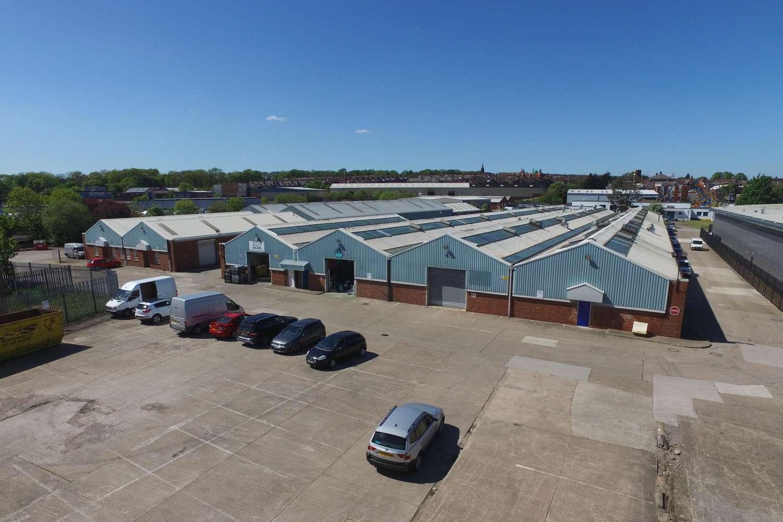 Industrial Leeds, LS11 5SZ - Astra Park - 0504
