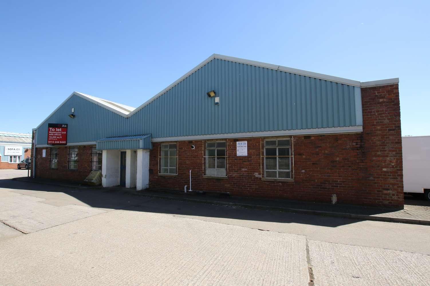 Industrial Leeds, LS11 5SZ - Astra Park - 0932