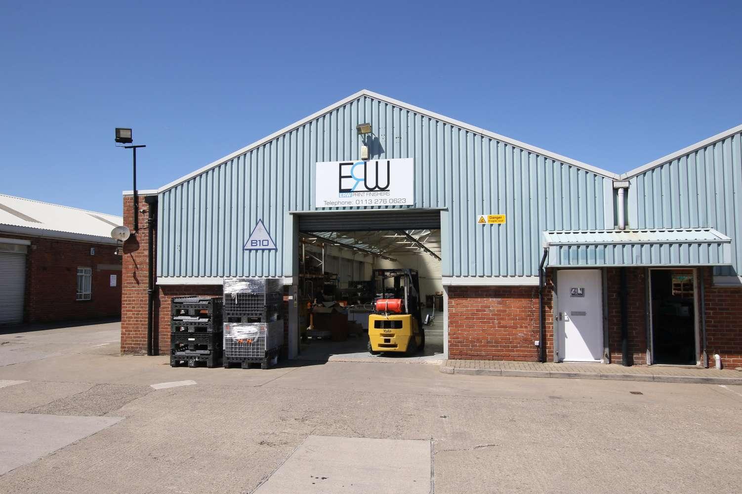 Industrial Leeds, LS11 5SZ - Astra Park - 1009