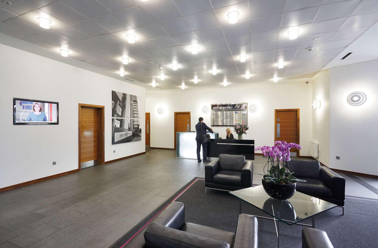 Office Leeds, LS11 5BZ - Bridgewater Place - 081