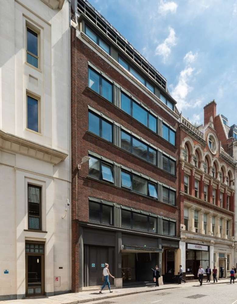 Office London, EC2V 5BR - 15-16 Basinghall Street - 86402