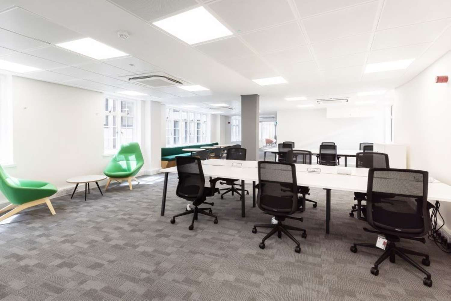Office London, EC2V 5BR - 15-16 Basinghall Street - 2